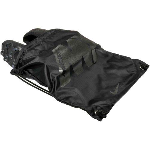 Nike Vapor 12 Elite FG – Black/Black