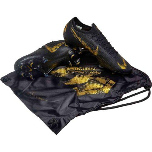 Nike Mercurial Vapor 12 Elite FG – Black Lux