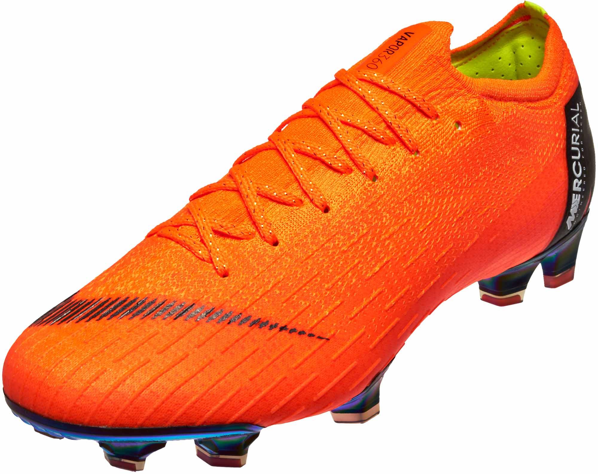 new styles 761e7 0a468 Nike Vapor 12 Elite FG – Total OrangeVolt