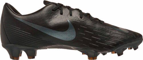 Nike Vapor 12 Pro FG – Black/Black