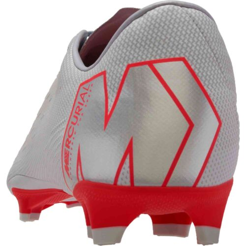 Nike Vapor 12 Pro FG – Wolf Grey/Light Crimson/Pure Platinum