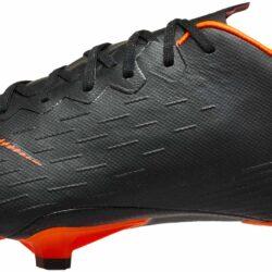 low priced a879f 71326 Nike Vapor 12 Pro FG - Black Total Orange - SoccerPro