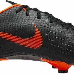 3b7a87b58 Nike Vapor 12 Pro FG - Black Total Orange - SoccerPro