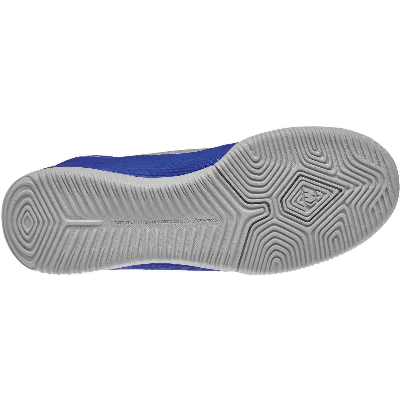 d073c5192d6 Nike Mercurial VaporX 12 Academy IC – Racer Blue Metallic Silver Black Volt.  Sale!