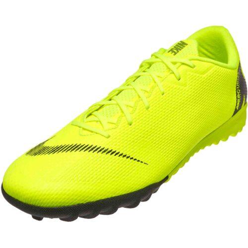 Nike Mercurial VaporX 12 Academy TF – Volt/Black