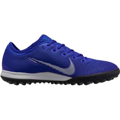 Nike Mercurial VaporX 12 Pro TF – Racer Blue/Metallic Silver/Black