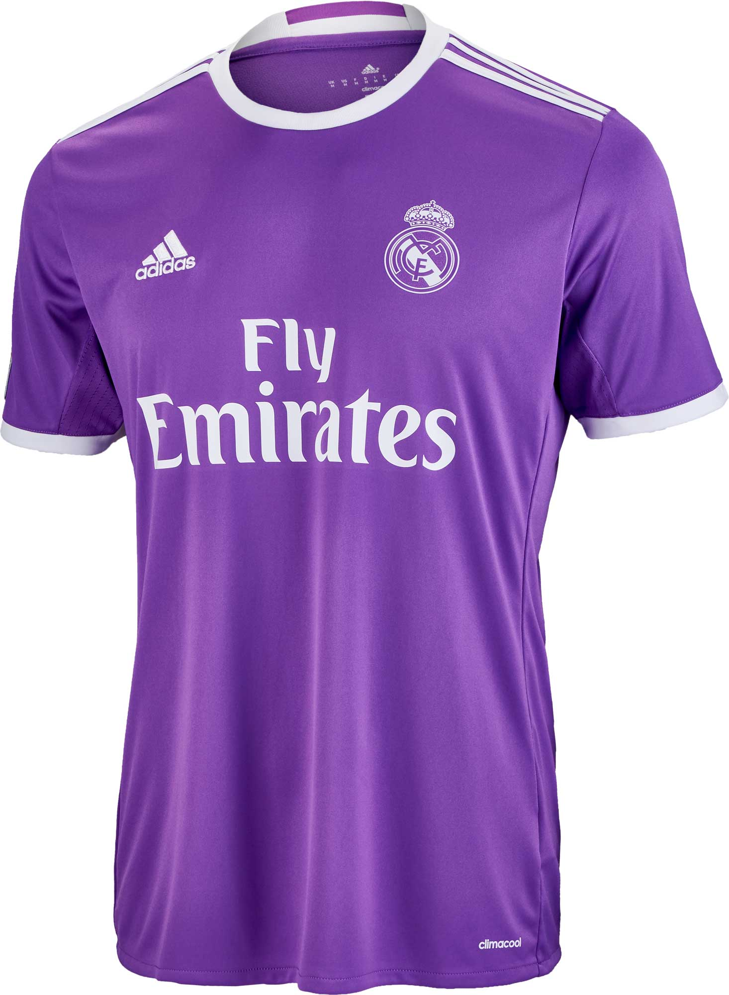 official photos 7a2e0 e489a adidas Kids Real Madrid Jersey - 2016/17 Real Madrid Away ...