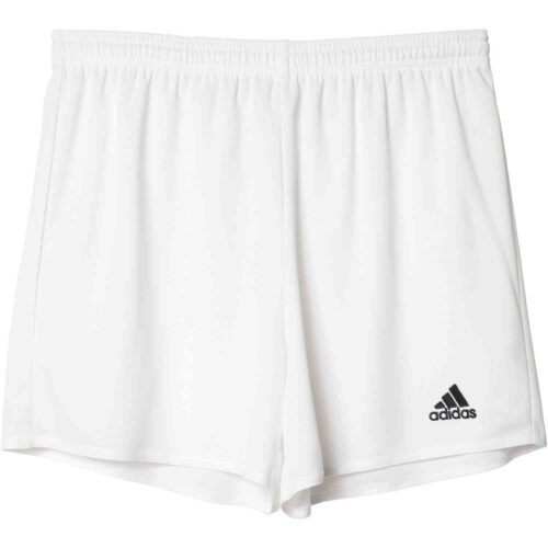 Womens adidas Parma 16 Shorts – White