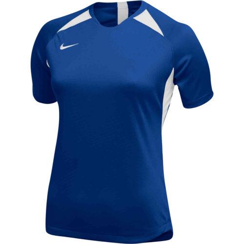 Womens Nike US Legend Jersey – Game Royal