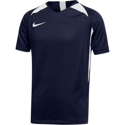Kids Nike US Legend Jersey – College Navy