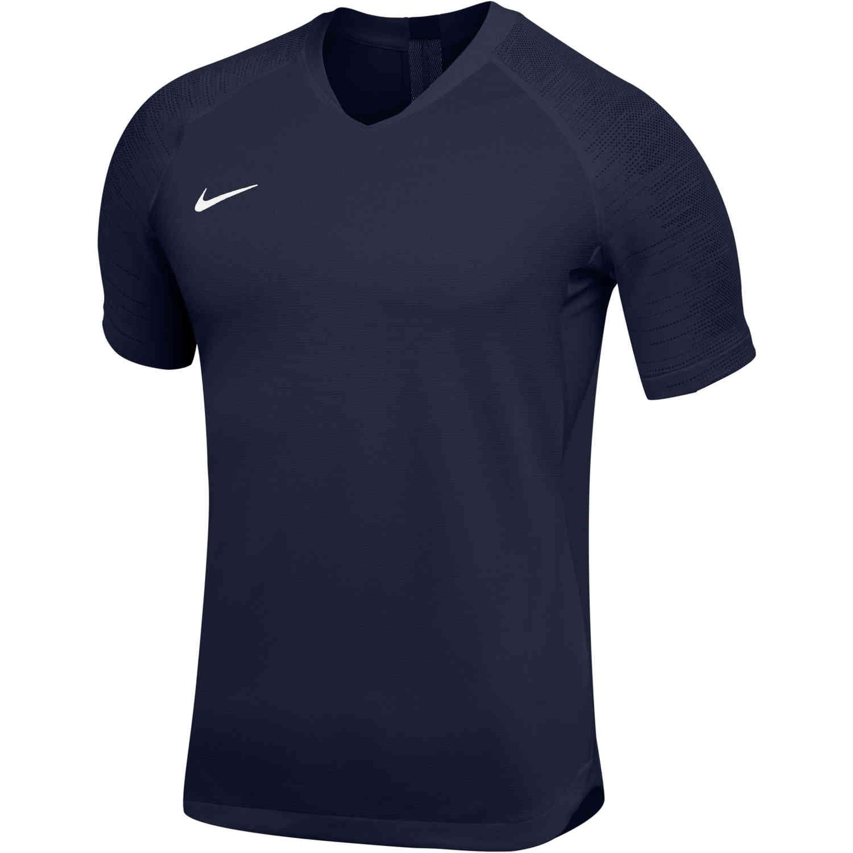 Algebraico perfume Aplaudir  Nike Dry Strike Jersey - College Navy - SoccerPro