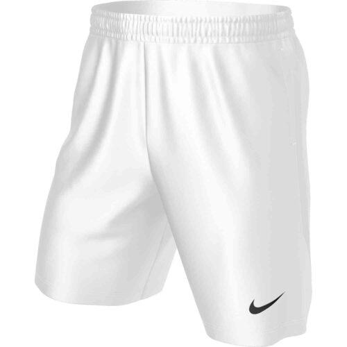 Kids Nike Dry Classic Shorts – White
