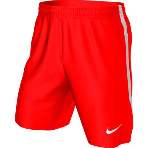 Kids Nike Dry Classic Shorts – University Red