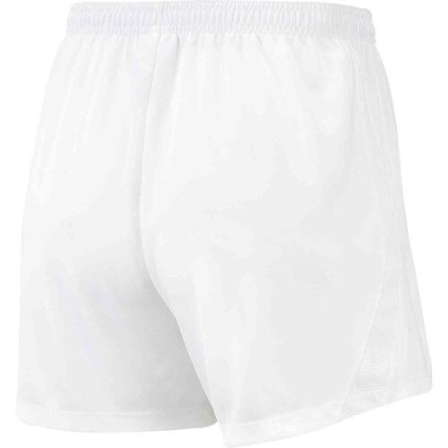 Womens Nike Dry Classic Shorts – White
