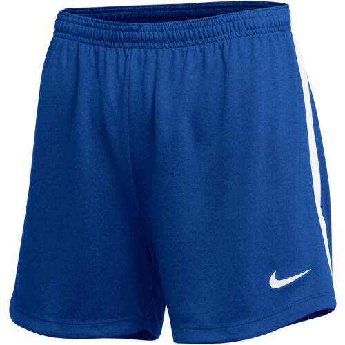 Womens Nike Dry Classic Shorts – Game Royal