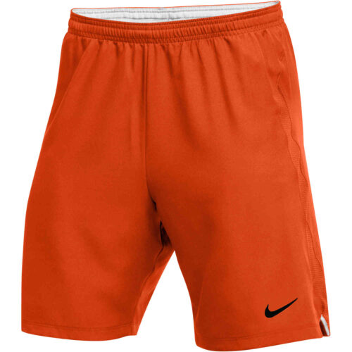 Nike Woven Laser IV Shorts – Team Orange