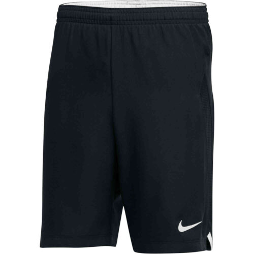 Kids Nike Woven Laser IV Shorts – Black