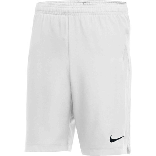 Kids Nike Woven Laser IV Shorts – White