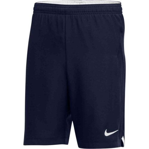 Kids Nike Woven Laser IV Shorts – College Navy