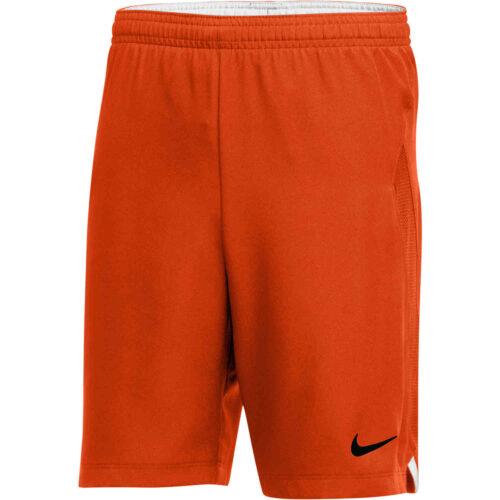 Kids Nike Woven Laser IV Shorts – Team Orange