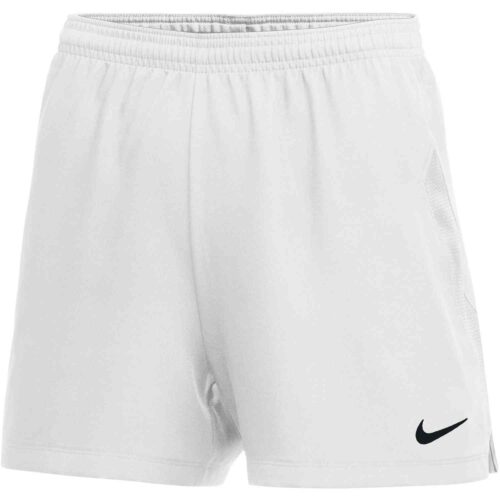 Womens Nike Woven Laser IV Shorts – White