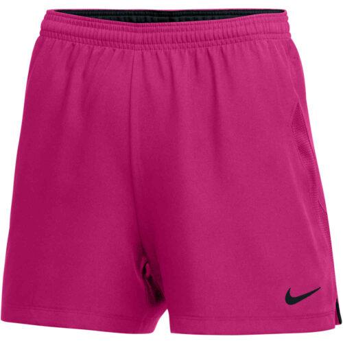 Womens Nike Woven Laser IV Shorts – Vivid Pink