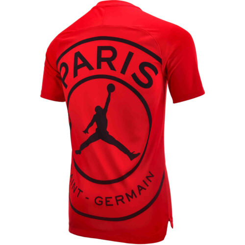 Nike PSG Squad Top – University Red/Black