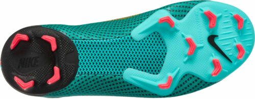 Nike Kids Mercurial Superfly 6 Elite FG – CR7 – Clear Jade/Metallic Vivid Gold