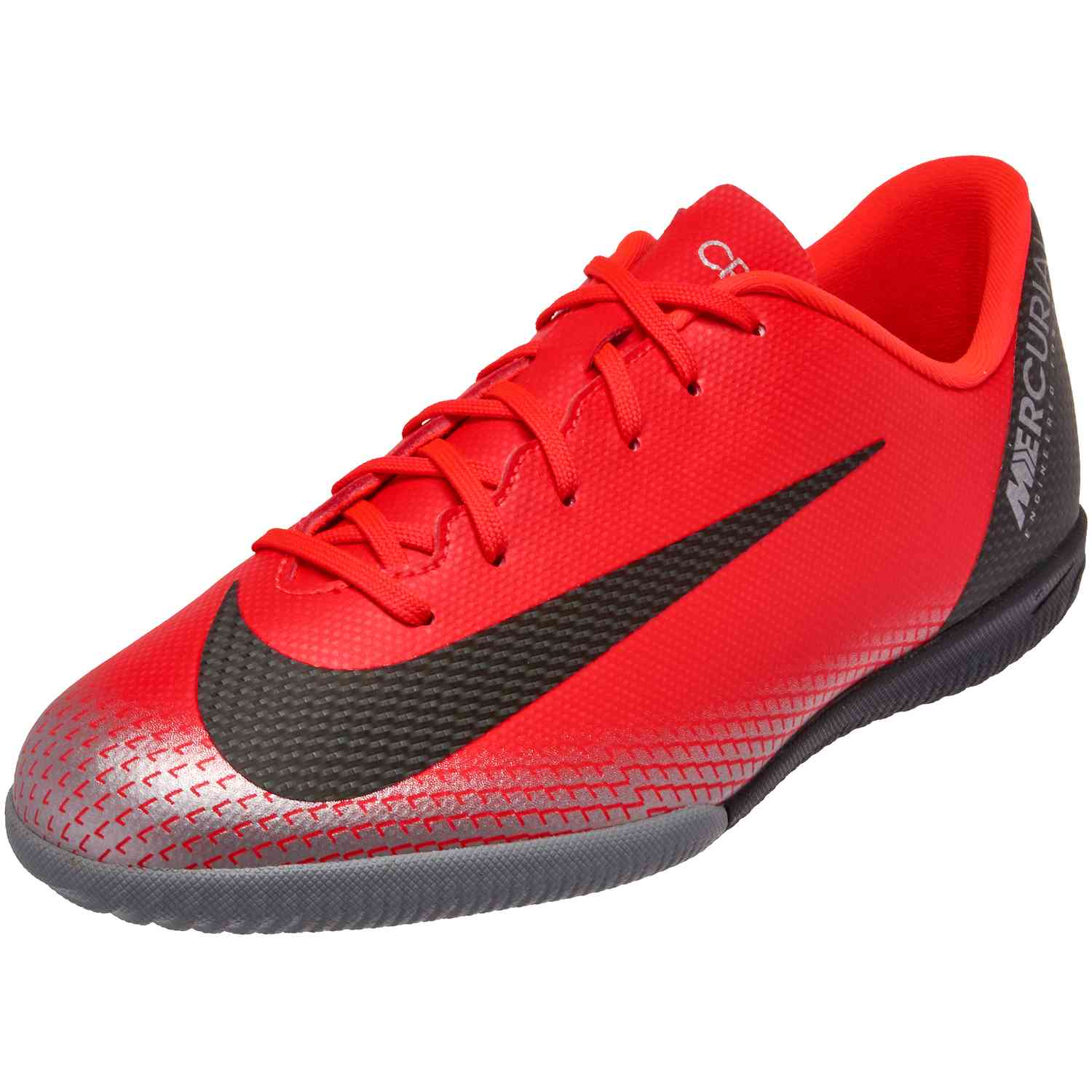 911ae168c1b Kids Nike CR7 Mercurial VaporX 12 Academy IC - Chapter 7 - SoccerPro