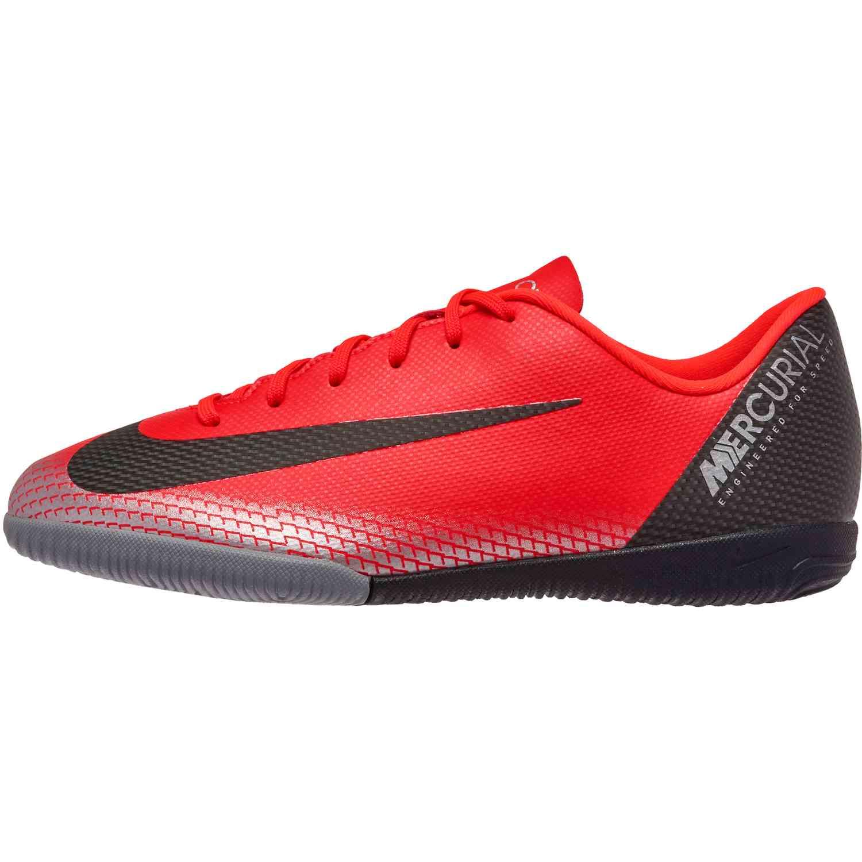 Nowe zdjęcia buty temperamentu wyprzedaż hurtowa Kids Nike CR7 Mercurial VaporX 12 Academy IC - Chapter 7 ...