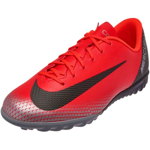 Kids Nike CR7 Mercurial VaporX 12 Academy TF – Chapter 7