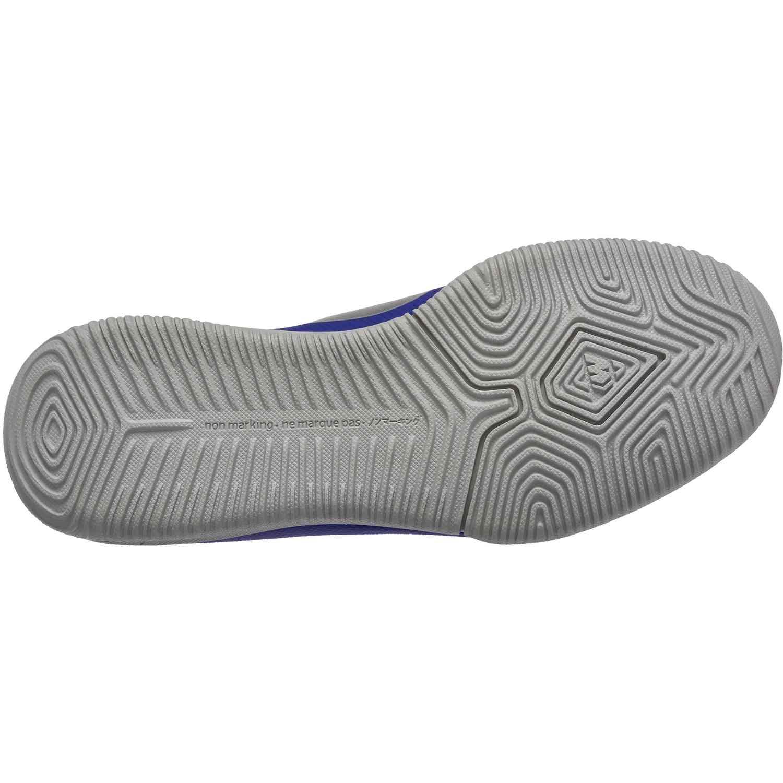 su Insustituible Cantidad de  Nike Mercurial VaporX 12 Academy IC - Youth - Racer Blue/Metallic  Silver/Black/Volt - SoccerPro