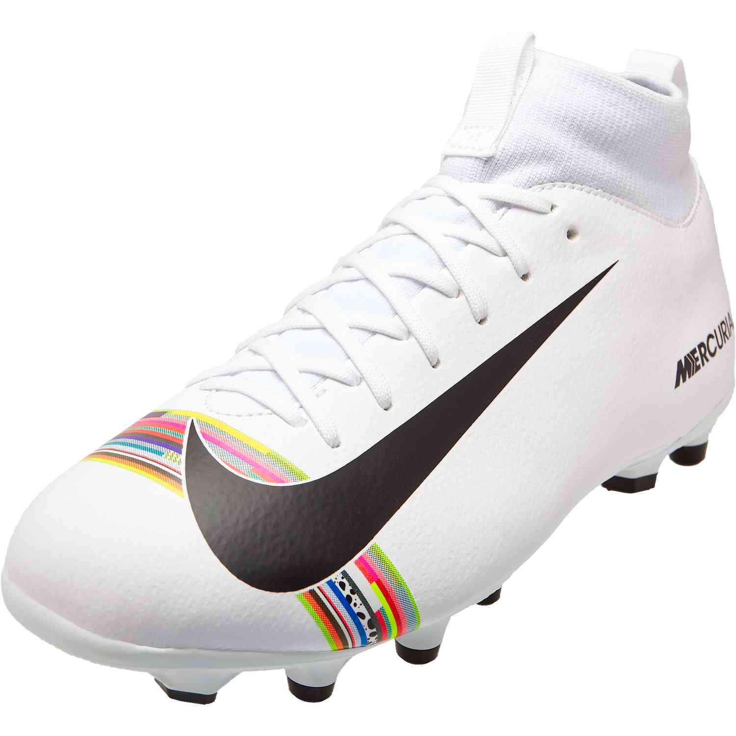 ee62e7fac Kids Nike Mercurial Superfly 6 Academy MG - Level Up - SoccerPro