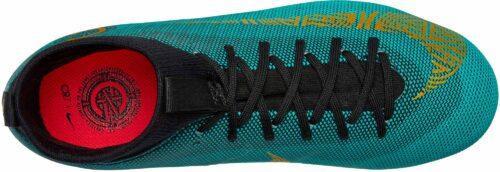 Nike Mercurial Superfly 6 Academy MG – CR7 – Youth – Clear Jade/Metallic Vivid Gold/Black