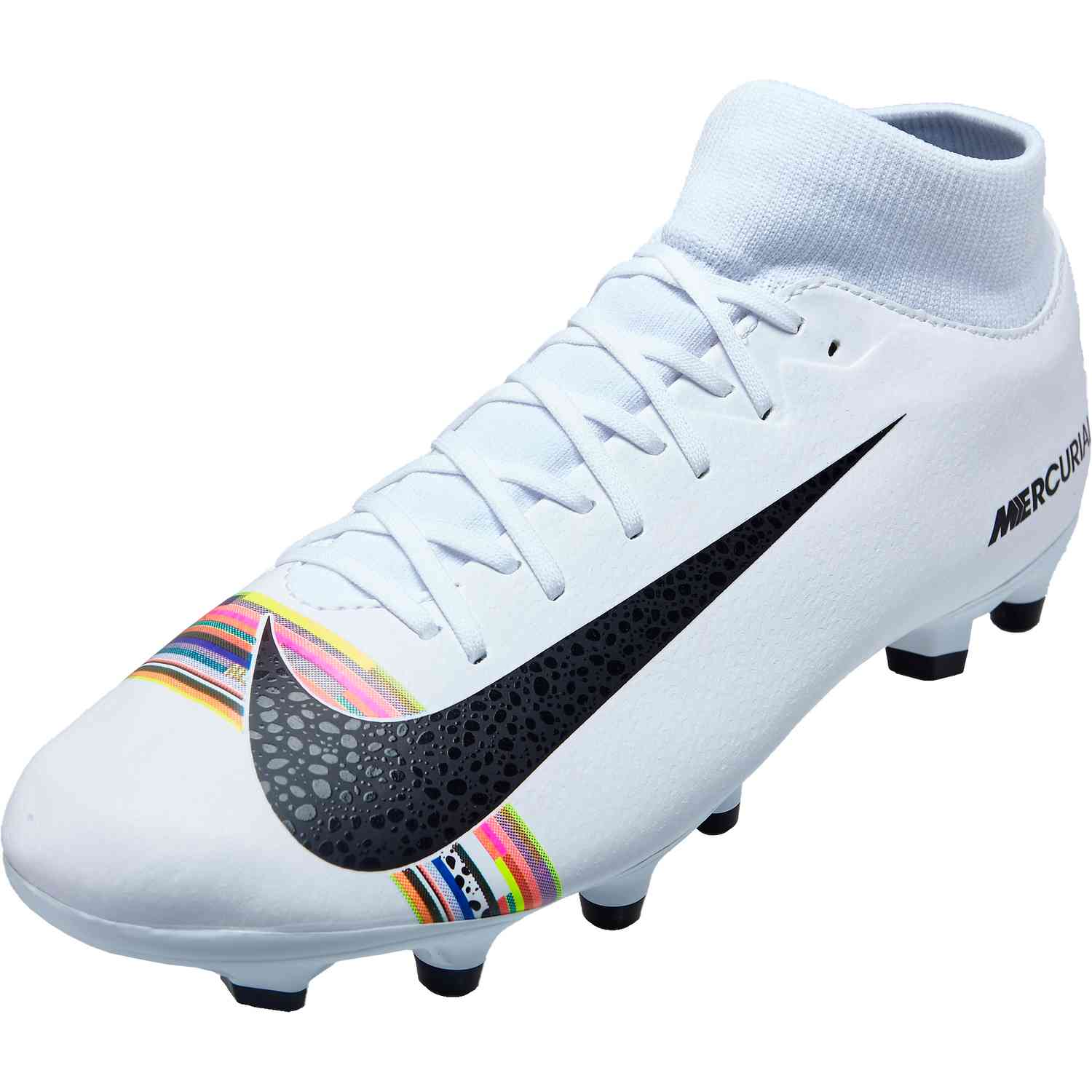 efd887ae2 Nike Mercurial Superfly 6 Academy FG - Level Up - SoccerPro