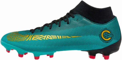 Nike Mercurial Superfly 6 Academy MG – CR7 – Clear Jade/Metallic Vivid Gold