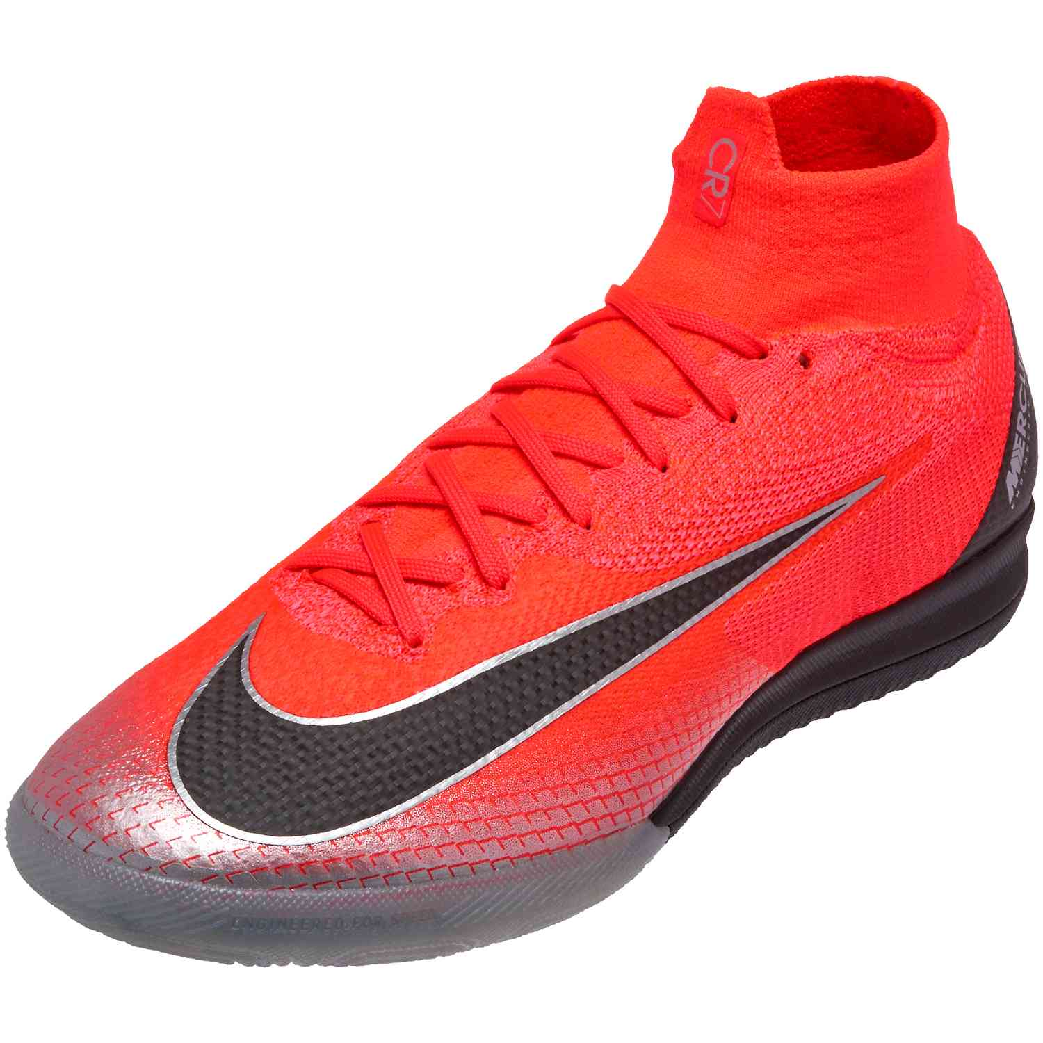 Nike Mercurial SuperflyX VI Elite IC Indoor Futsal White