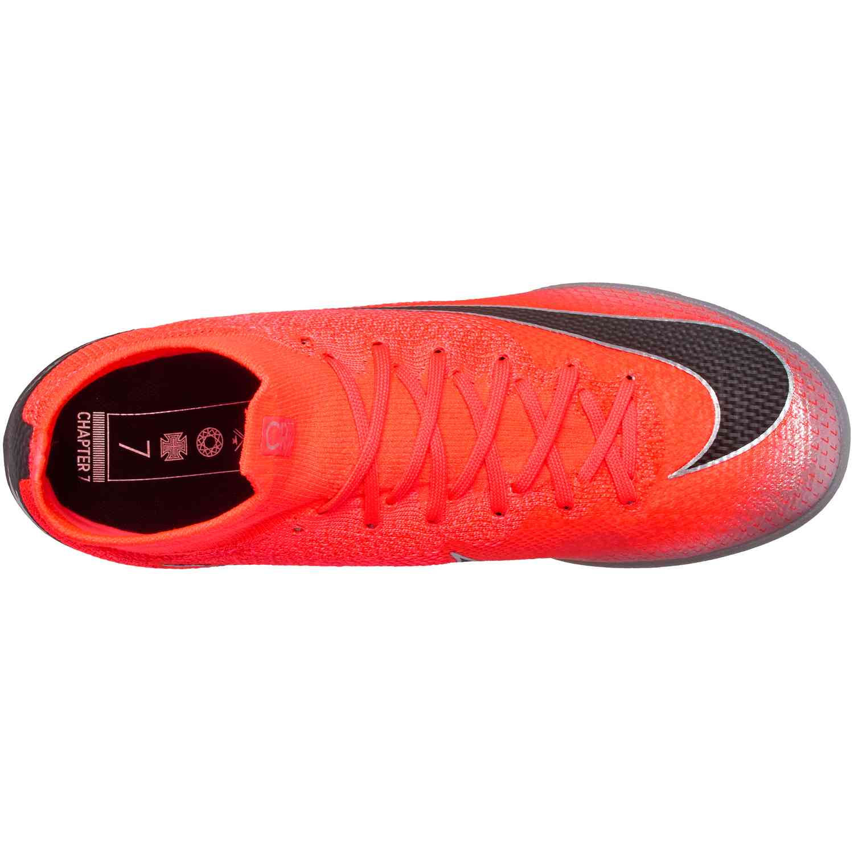 a4a8325d763d Nike CR7 SuperflyX Elite IC - Chapter 7 - SoccerPro.com