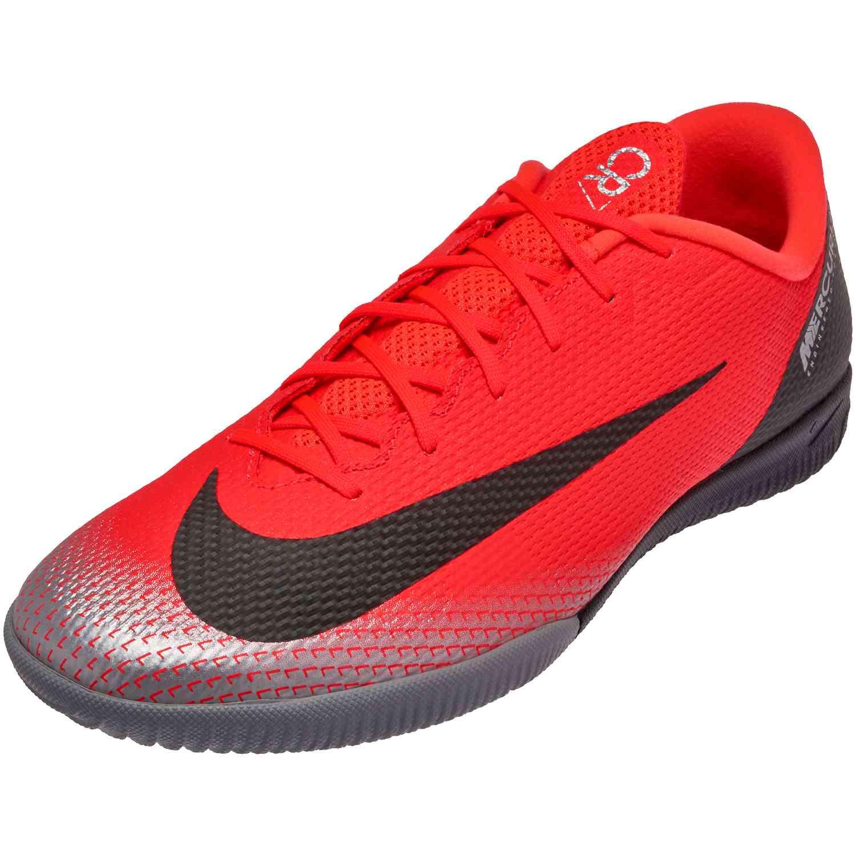8dbe6ad7904 Nike CR7 Mercurial VaporX 12 Academy IC Chapter 7 - SoccerPro