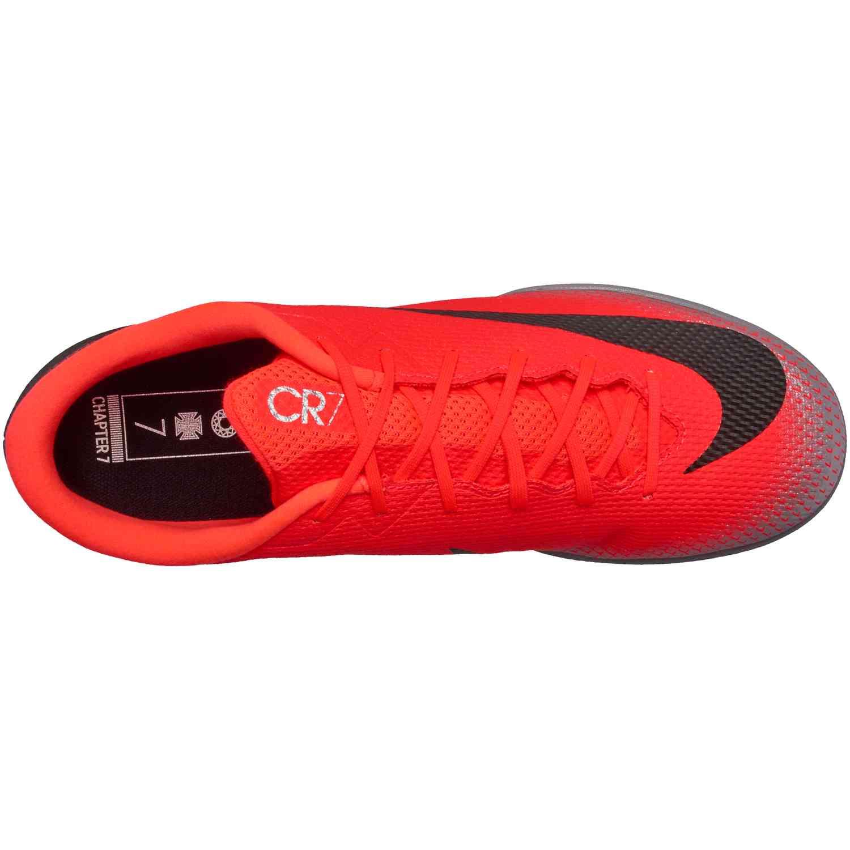fffbcf82ce5 Nike CR7 Mercurial VaporX 12 Academy IC Chapter 7 - SoccerPro