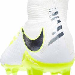 online store fb78c a7ffb Nike Hypervenom Phantom III Pro DF FG - White/Metallic Cool ...