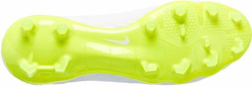 Nike Hypervenom Phantom III Pro DF FG – White/Metallic Cool Grey