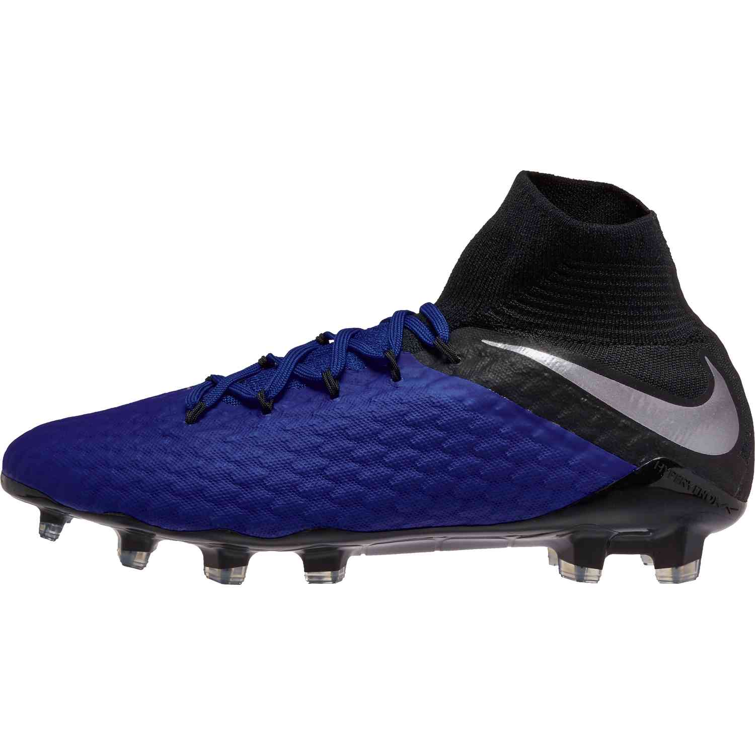 huge discount 1eba4 b5815 Nike Phantom 3 Pro DF FG - Racer Blue/Metallic Silver/Black ...