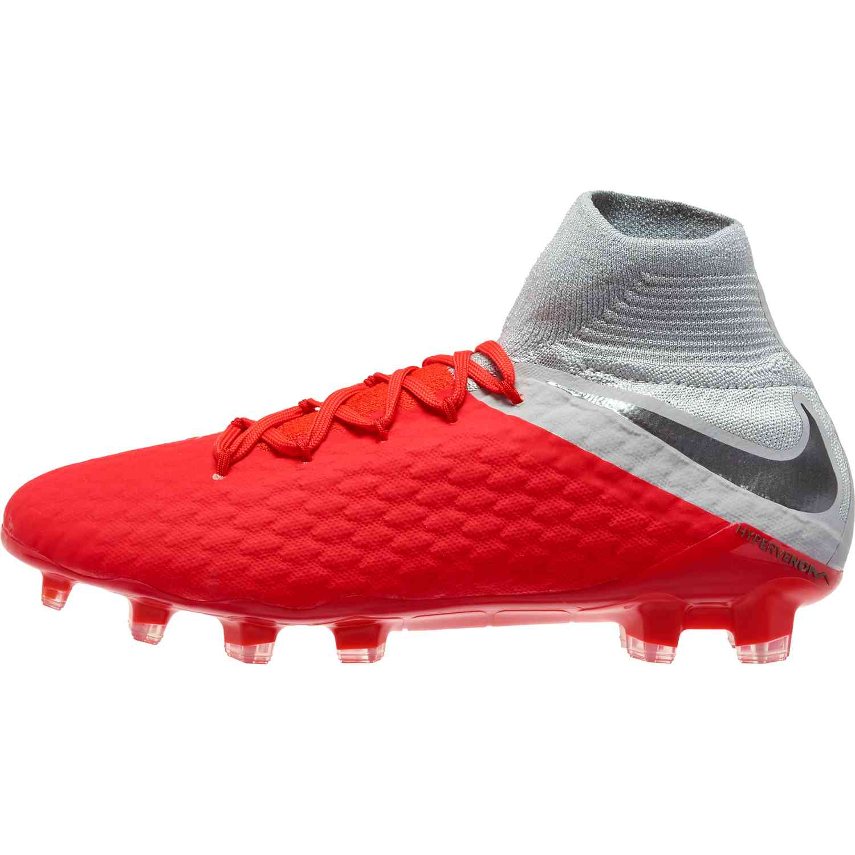 data di rilascio: così economico molti alla moda Nike Hypervenom Phantom 3 Pro DF FG - Light Crimson/Metallic ...