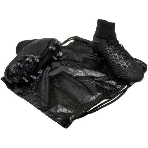 Nike Hypervenom Phantom 3 Elite DF FG – Black/Black