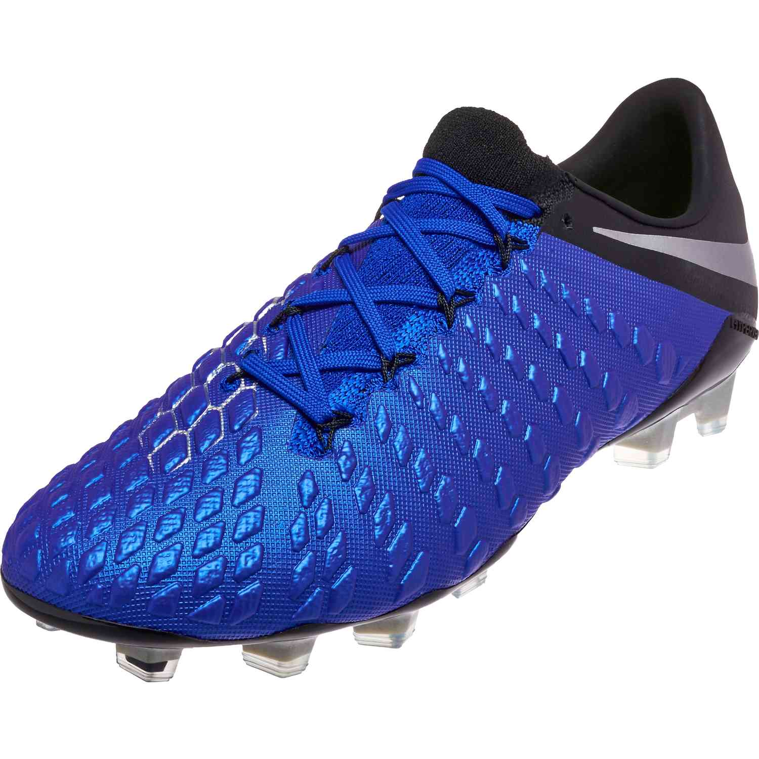 51c6ee1fb5e5 Nike Phantom 3 Elite FG - Racer Blue Metallic Silver Black Volt ...