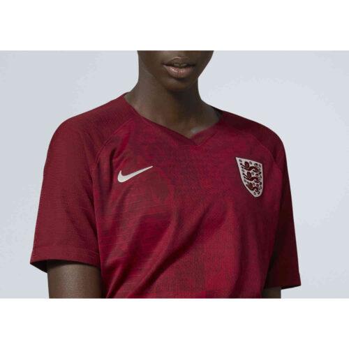 2019 Womens Nike England Away Match Jersey