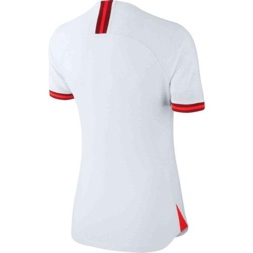 2019 Womens Nike England Home Match Jersey