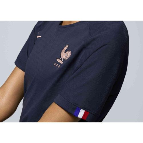 2019 Womens Nike France Home Match Jersey