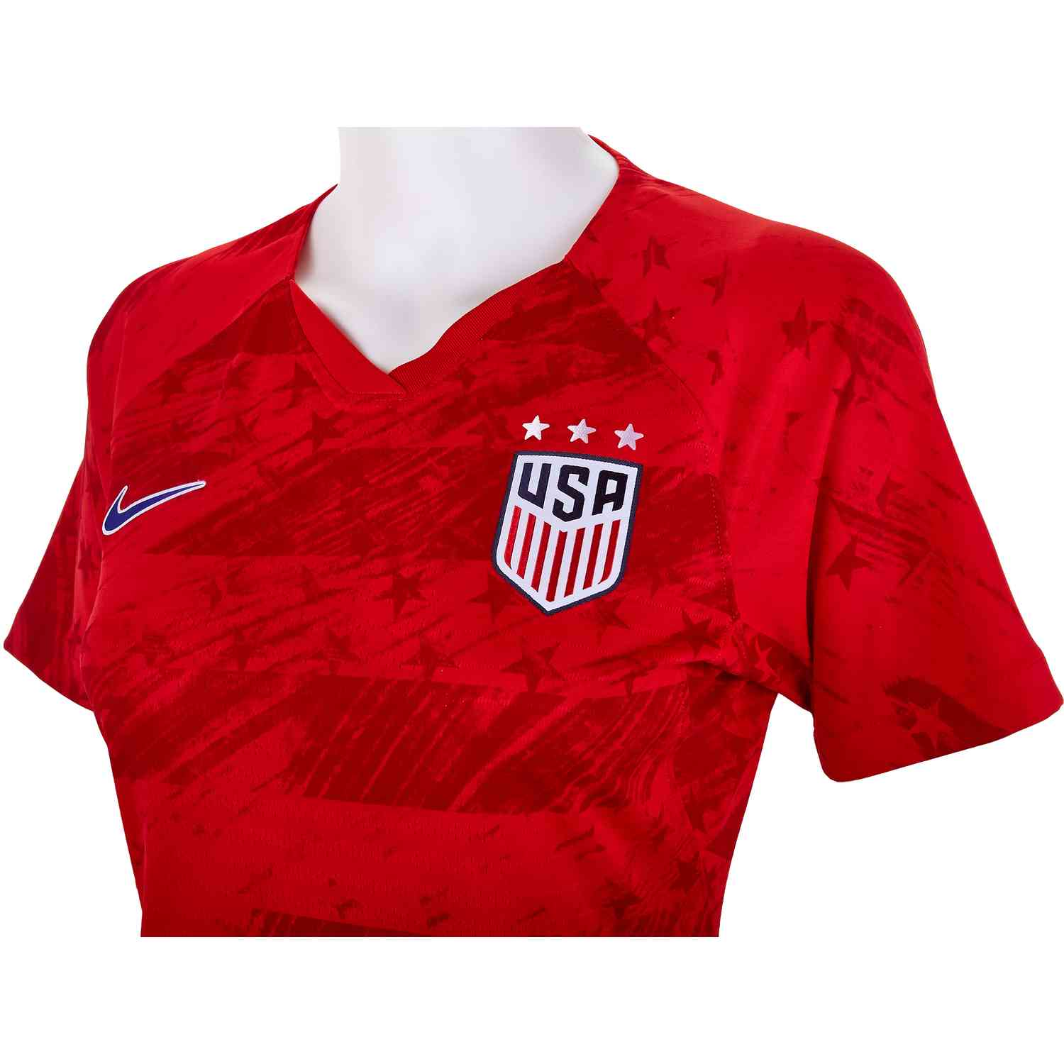 uk availability fc07d a8957 2019 Womens Nike Lindsey Horan USWNT Away Match Jersey ...